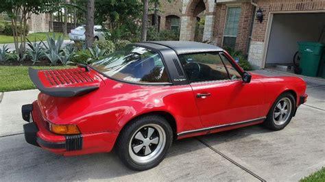 porsche targa 1980 1980 porsche 911 targa for sale