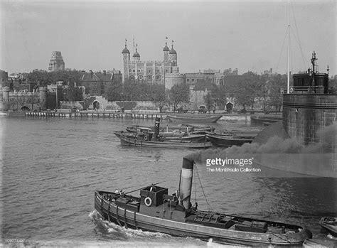 thames river boats tower of london river thames london england tug boat 226 prince regent