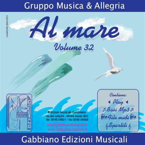 gabbiano edizioni musicali al mare album gabbiano edizioni musicali