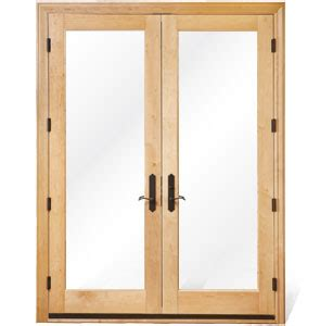 Weather Shield Patio Doors Weather Shield Aspire Series Hinged Patio Door