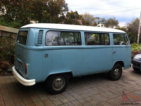 volkswagen geelong 1975 vw kombi honest original car in barwon vic