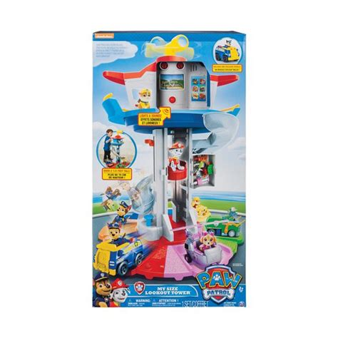 paw patrol boat black friday paw patrol life sized lookout tower