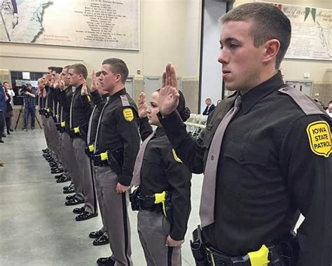 police academy haircut jordan barnes graduates from idps academy becomes state
