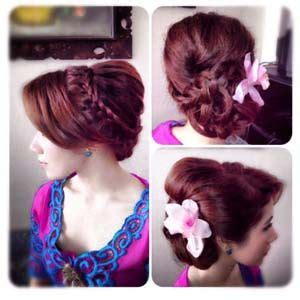 tutorial rambut untuk kebaya 332 best images about hair on pinterest models hair