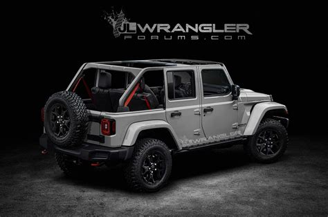 2018 jeep wrangler unlimited 2018 jeep wrangler unlimited previewed in unofficial