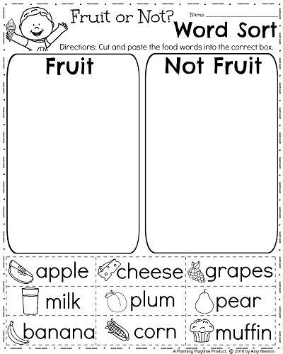 First Grade Worksheets for Spring | First grade worksheets
