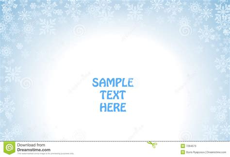 winter templates winter template stock photos image 7284573