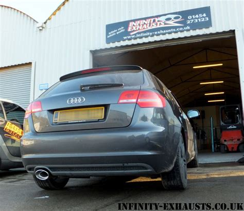 audi a3 tdi exhaust infinity exhausts a3 sportback image 479