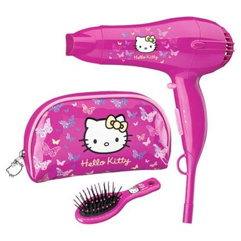 Hello Childrens Hair Dryer buy hello dryer gift set 5248hkbfu from our hair dryers range tesco