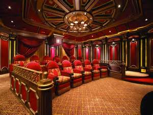 Home Theater Design New York City by Dream Of This Grandest Of Home Cinemas