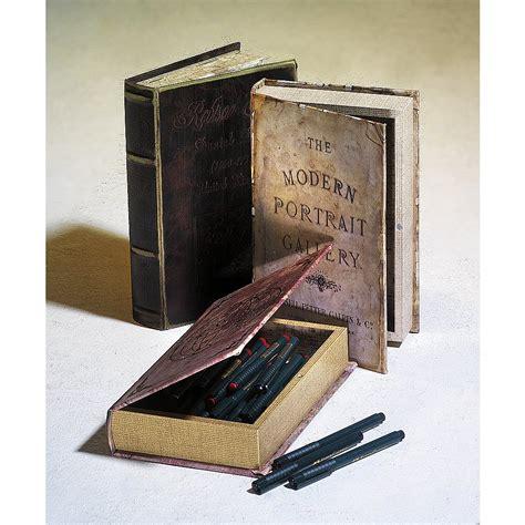 libro longitud deco caja de libros longitud 60 cm decoraci 243 n en decowoerner