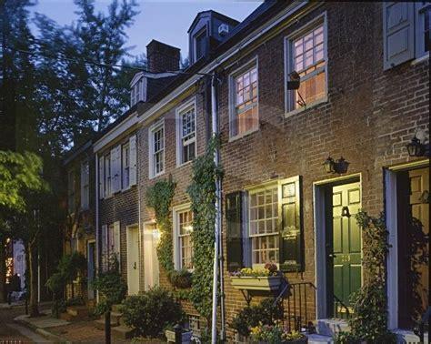 oldest street in philly oldest house in pennsylvania philadelphia old city