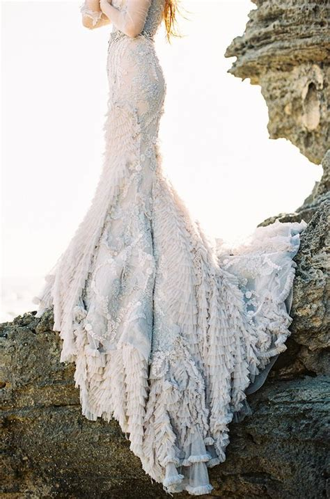 5 Real Weddings To Be Inspired By by 37 Unique Mermaid Inspired Wedding Ideas Weddingomania