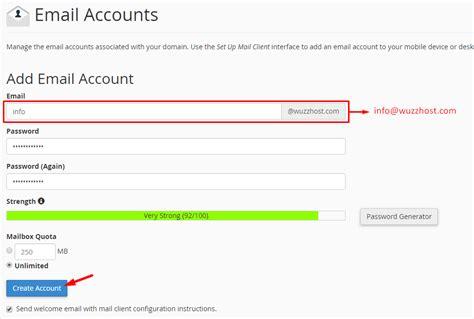 membuat email acount cara membuat email custom domain forward ke gmail