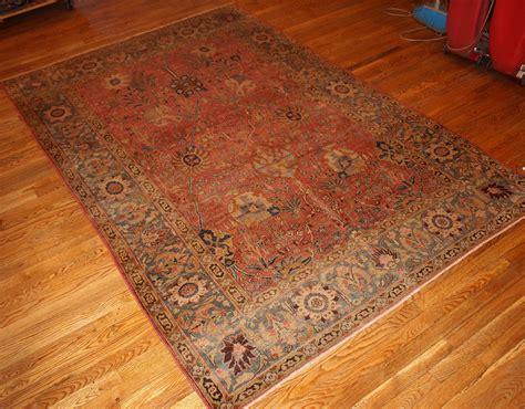 indischer teppich antiker handgekn 252 pfter indischer loristan teppich 1880er