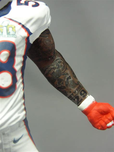 von miller tattoos chris cougarcustoms