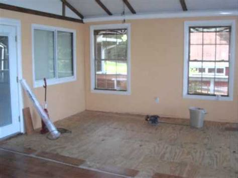 converting a sunroom into a bedroom convert porch into living room the shocking revelation of
