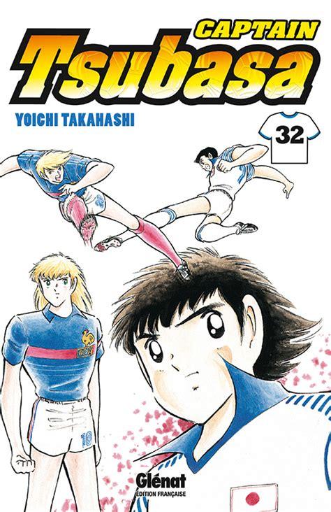 Komik Captain Tsubasa Yunior Volume 5 vol 32 captain tsubasa olive et tom l attaque du