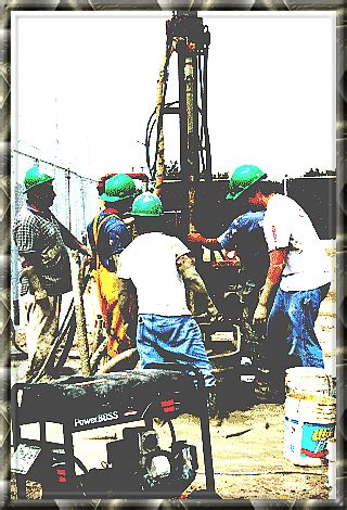 Residential Background Check Well Drilling Services