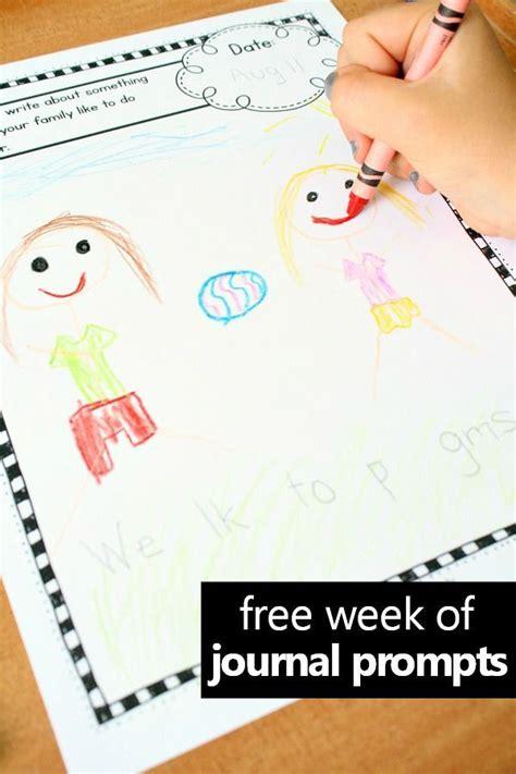 free printable kindergarten journal covers 13619 best writing fine motor images on pinterest