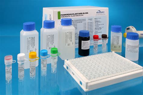 Pancreatic Elastase Stool Test by Kem En Tec Nordic A S Bioserv Diagnostics