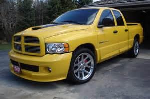 Dodge Ram Viper Srt 10 2005 Dodge Ram Srt 10 Viper Quot Yellow Fever Quot Special Edition
