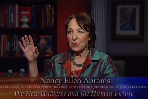 nancy ellen abrams on a god that scientists and nancy ellen abrams