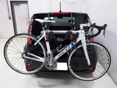 Kia Soul Bike Rack 2016 Kia Soul Yakima Kingjoe Pro 2 Bike Rack Folding