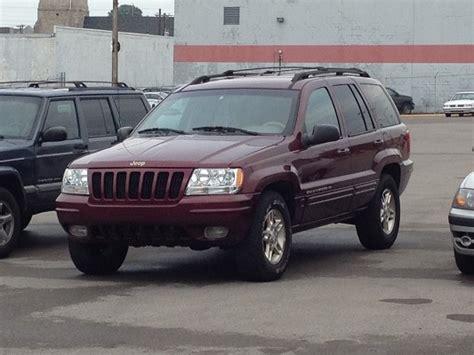 1999 Jeep Grand Custom 1999 Jeep Grand 4 200 Possible Trade 100539088