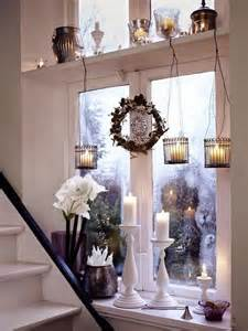 Curtain Bows Add Cheer To Your Windows By Decorating Them For Christmas