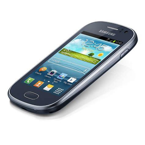Smartphone Samsung Galaxy Fame samsung galaxy fame s6810 azul libre smartphone movil