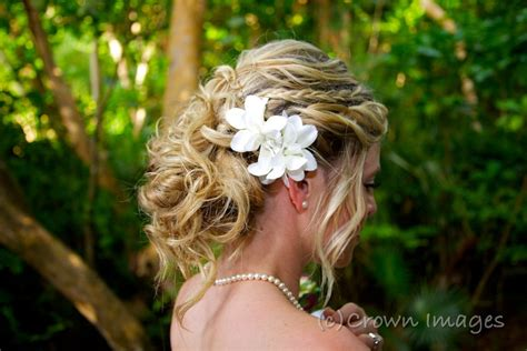 Wedding Hairstyles For Hair Flowers by Wedding Hairstyles With Flowers Hair Style