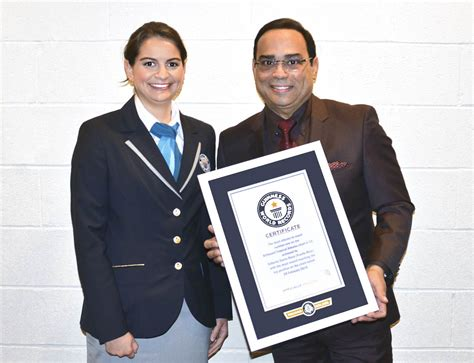 Santa Rosa Records Salsa Gilberto Santa Rosa Breaks Guinness World Record Nbc News