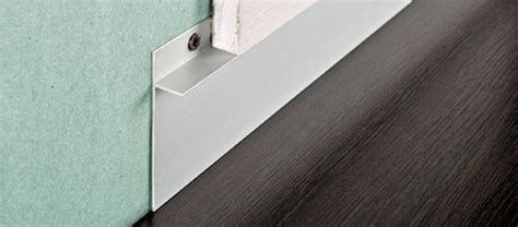 recessed baseboard aluminium skirting board pesquisa google 2414