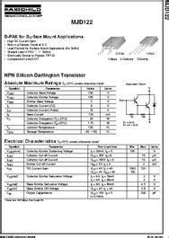 mjdi datasheet npn silicon darlington transistor