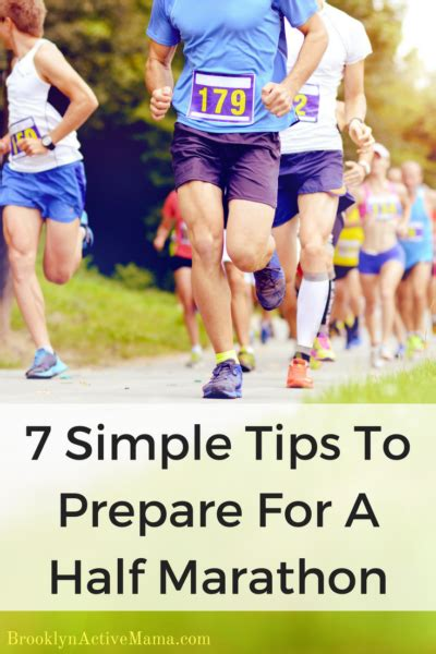 simple homekeeping part 1 26 tips tricks for a clean 7 simple tips to prepare for a half marathon brooklyn