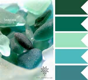 seaglass color color palette inspiration archives bath alchemy lab