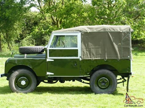 series 1 land rovers for sale land rover series 1 86 quot regular soft top classic land