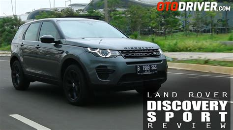 land rover indonesia land rover discovery sport 2016 review indonesia