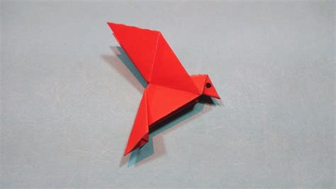 How To Make Paper Swan With Flapping Wings - how to make an origami swan with flapping wings images