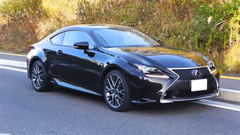 lexus japan lexus rc wikipedia