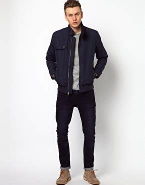 Jaket Forwad Harrington Black 15 best images about original penguin on asos rompers and polos