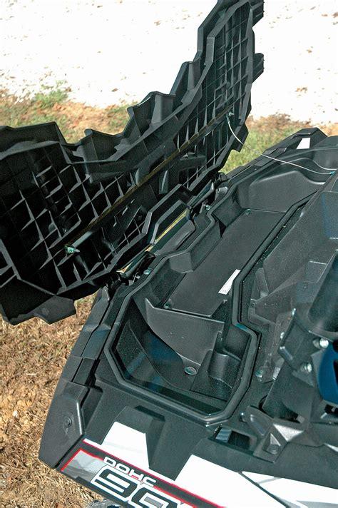 Front Rack Hold by Dirt Wheels Magazine Utv Test Polaris Ace 900 Sp