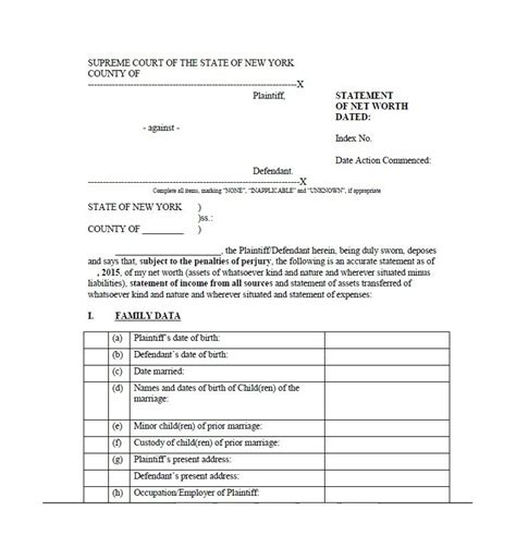 divorce decree template 40 free divorce papers printable template lab