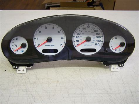 service manual removing instrument panel from a 2001 dodge intrepid how to remove gauge