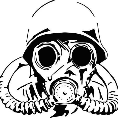 vintage gas mask gas mask drawing gas mask art mask