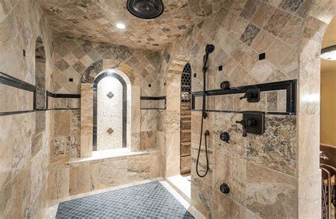 travertine tile bathroom shower travertine shower ideas bathroom designs designing idea