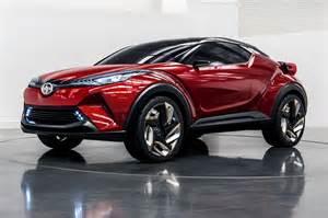 Toyota Hrv 2016 Toyota C Hr Concept Segera Jungkalkan Hrv Juke