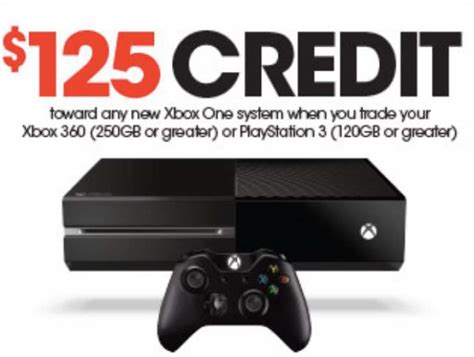 console trade in xbox one console 250 with gamestop trade in