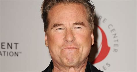 washed up celebrities val kilmer val kilmer breaks silence after michael douglas claims he